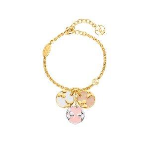 Louis Vuitton情人节好礼LV 链条手链