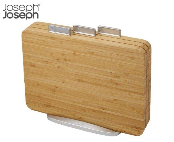 3-Piece 竹制分类菜板