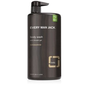 Every Man Jack1 liter body wash