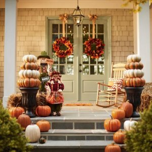 75% OffThe Home Depot Fall Decorations Sale