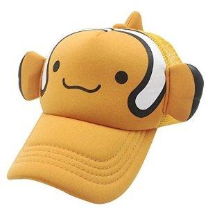 $9.99Sunglow 儿童可爱 小丑鱼棒球帽 (3岁-12岁)