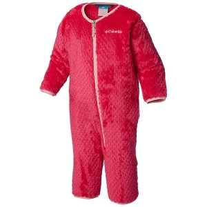 Columbia婴儿防寒连体衣