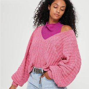 Start From $19.95 + Free ShippingFree People Women's Sweaters on Sale
