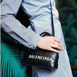 低至4折+额外8折 BBR乐福鞋$344Mytheresa 季末闪促  Balenciaga、Marni、Burberry等大牌包好价