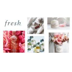 Fresh玫瑰面膜,面霜,唇膏,你用过哪个?全系产品大盘点