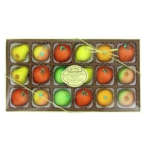 $9.49Bergen Marzipan M-1 Assorted Fruit, 8 Ounce