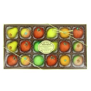 $7.63Bergen Marzipan M-1 Assorted Fruit, 8 Ounce
