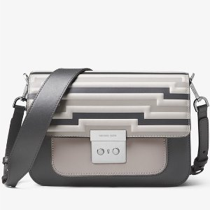 5a537edbc6e8 Michael KorsSloan Editor Tri-Color Leather Shoulder Bag. $172.20 $328.00. Michael  Kors Sloan ...