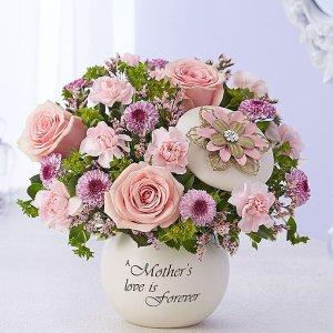 8折1-800-Flowers 精选母亲节鲜花礼品特卖