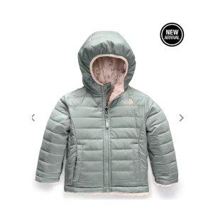 低至7.5折包邮The North Face 童装户外服饰黑五热卖 收两面穿棉外套