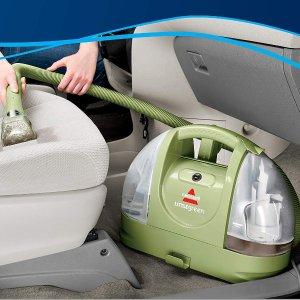 """$89(原价$119.99)BISSELL """"小绿""""便携式小型地毯清洁机"""