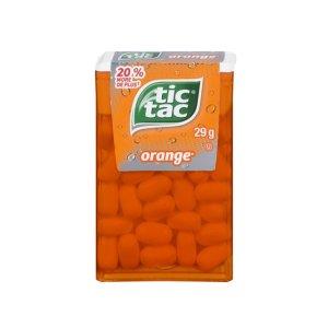 Tic Tac橘子薄荷糖 29g