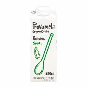 Provamel可替换淡奶油豆浆250ml
