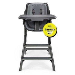 4moms高脚餐椅带磁性餐盘