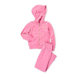 低至1.4折+免邮Juicy Couture儿童服饰热卖 做个粉嫩的小公举