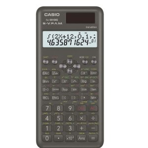$9 (原价$19.9)白菜价:卡西欧 Casio FX991MS 科学函数计算器