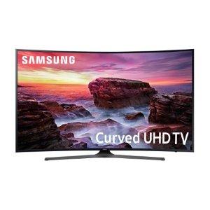 $499.97Samsung  55吋 曲面 4K  HDR 高清智能电视 UN55MU6490