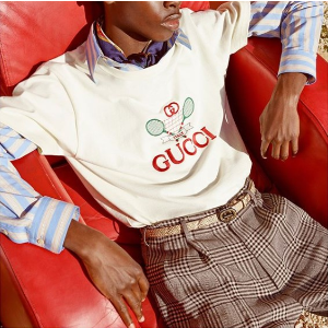 正价商品8.5折 £380收Gucci 小蜜蜂鞋Tessabit 全品牌折扣即刻开启 收Gucci、加鹅、巴黎世家等