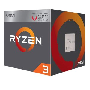 $59.99AMD Ryzen 3 2200G Quad Core AM4 Boxed Processor