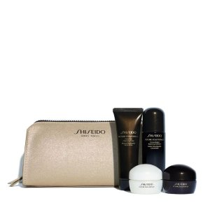 Shiseido价值A $237时光琉璃旅行套装