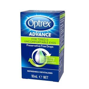 $11(原价$13)Optrex 抗疲劳眼药水 10ml