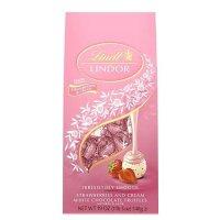 Lindor 草莓白巧克力
