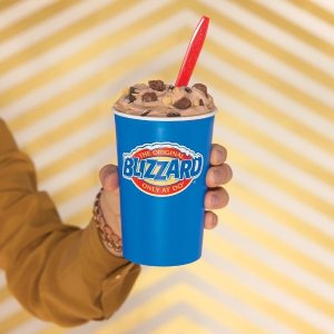 Second Peanut Buster for $0.99Dairy Queen Limited Time Promotion