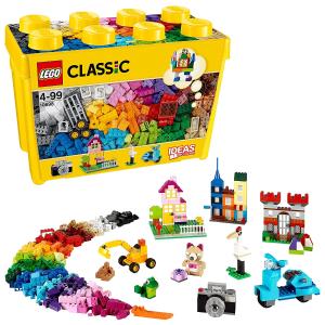 现价£29.97(原价£39.99)LEGO 10698 经典创意大号积木盒 特卖