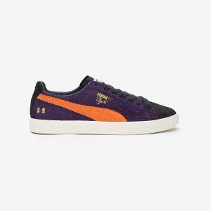 PumaClyde x The Hundreds - 372944-01 - Sneakersnstuff | sneakers & streetwear online since 1999