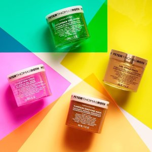 Spring Luxuries!Receive 2 deluxe samples on orders over $50 @ Peter Thomas Roth