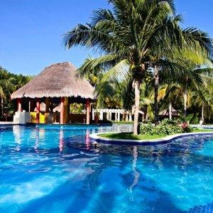 3或5晚墨西哥里维拉玛雅一价全包酒店+机票套餐
