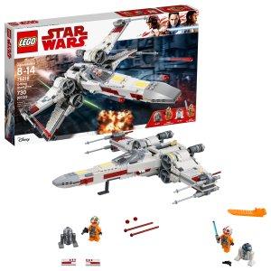 Lego星战系列 X翼战机 75218
