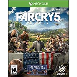 $15(原价$59.99)《远哭5》Xbox One 数字版