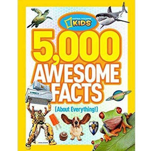 5000个最酷的真相(儿童国家地理出版)