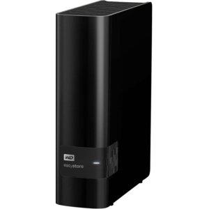 $159.99(原价$249.99)WD Easystore 10TB USB 3.0 外置硬盘,a7r IV必备
