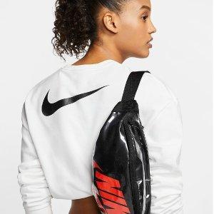 低至6.5折 $28起收腰包Nike 运动街头风腰包、Tote包上新 男女同款
