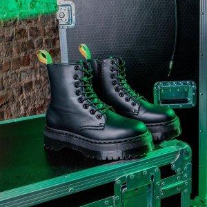 低至5折!£60收粉色8孔马丁靴Dr.Martens 英国官网大促 马丁靴、切尔西靴、袜子、背包热卖中!