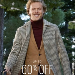 Up To 70% OffMen's Wearhouse Men's Outerwear Sale