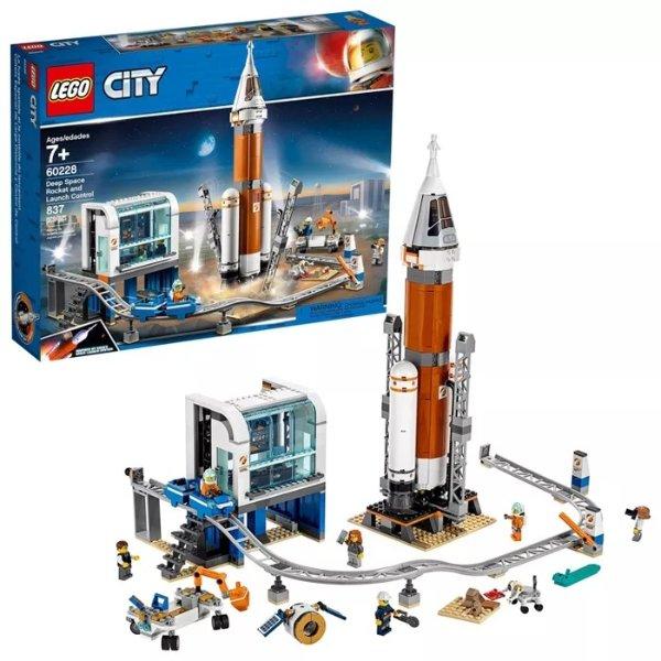 城市组 深空火箭发射控制中心 60228
