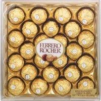Ferrero Rocher 榛仁巧克力球