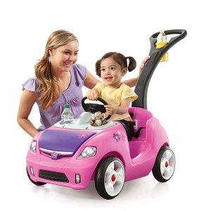 Step2 Whisper Ride II Ride On Push Car