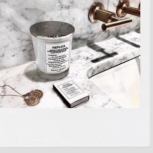 $92 阳光铺满白床单Maison Margiela 慵懒周日清晨香氛蜡烛 记忆的味道