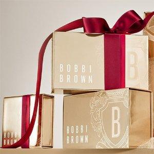 送封面3件套(价值$75)Bobbi Brown 低门槛送惊喜正装 绝版Afternoon tea、VE眼部妆前