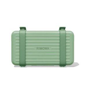 RimowaPersonal Cross-Body Clutch Bag | Bamboo Green | RIMOWA