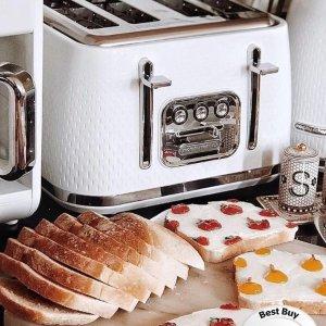 2.5折起 铂富智能电饭煲$150House 厨房小家电 摩飞三明治机$49 Breville胶囊咖啡机$99