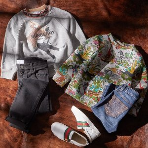 Up to 70% OffKids' Gucci to Burberry