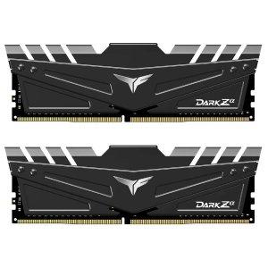 $65.99Team T-FORCE DARK Za 16GB (2 x 8GB) DDR4 3600 C18 Memory