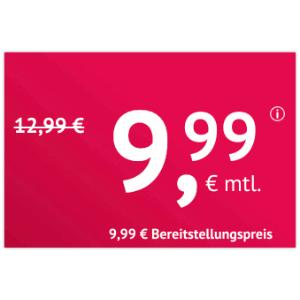 每个月可以解约超级灵活逆天价:包月电话、短信、6GB上网只要9.99欧