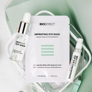 无门槛8折最后一天:BioEffect 全场热卖 收EGF修复精华 冰岛贵妇品牌