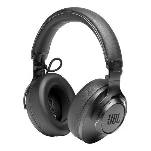 JBLJBL Club ONE Wireless Over-Ear Headphones with Noise Cancelling (Black)